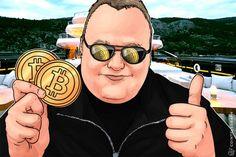 Kim Dotcom: MegaUpload2/BitCache will take Bitcoin Mainstream