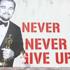 Leo wall mural in Los Angeles