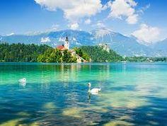 Znalezione obrazy dla zapytania Jezioro Bled