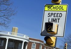 Slow Down: Back to School Means Sharing the Road  #BacktoSchool #driving…