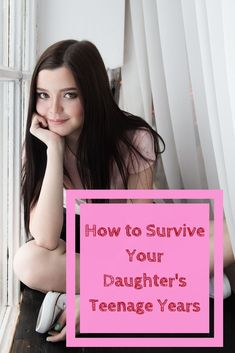 How to Survive Your Child's Teenage Years - House of Faucis Parenting Teens, Parenting Advice, Practical Parenting, Teenage Daughters, Parent Resources, Teenage Years, Survival Tips, Healthy Kids, Understanding Yourself