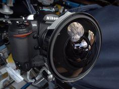 Nikon gear at the ISS