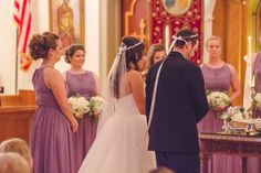 Greek Orthodox Church and Hibernian Hall Wedding  | Eleni & Gene