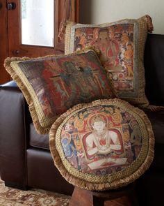 Randi Pulvermacher Meditation Pillows
