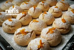 Portakallı Mis Kurabiye