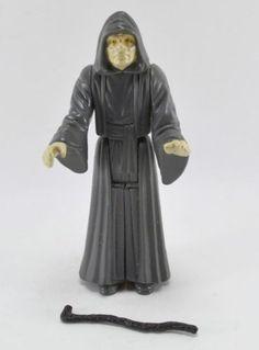 Vintage Star Wars Action Figure The Emperor Complete 1983 ROTJ #kenner #starwars…