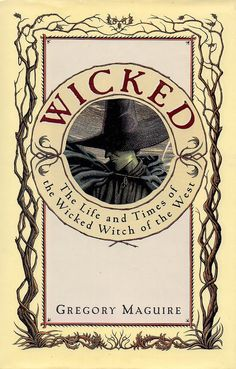 "3/30/14 4:39a  Turns out ''The Wicked Witch of the West""' wasn't always so mean."