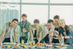 [SCAN] 2PM - ANAN SEOUL TRAVEL BOOK SPECIAL ISSUE. Scanned ©neru via twitter.