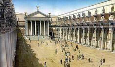 ILUSTRACIONES+DE+FORO+DE+NERVA.+BLOG+IMPERIO+ROMANO+DE+XAVIER+VALDERAS++%281%29.jpg (1575×924)