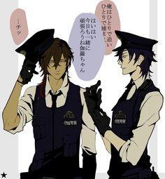 【刀剣乱舞】伊達のお巡りさん : とうらぶnews【刀剣乱舞まとめ】