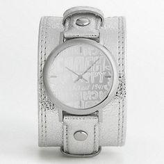 Poppy Cuff Watch