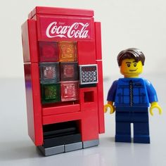 """5,287 Likes, 122 Comments - JANGBRiCKS.com (@jangbricks4real) on Instagram: """"A little bit different design for a #LEGO  soda dispenser to fit some specific requirements"""""""