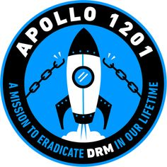 The Apollo 1201 Project is a mission--spearheaded by author and Boing Boing editor Cory Doctorow--to eliminate digital rights management (DRM) within a decade. The name of the project specifically ...