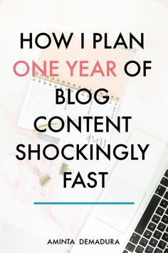 How to Plan A Years Worth of Incredible Content in One Day – Finance tips for small business The Plan, How To Plan, Blog Writing, Writing Tips, Content Marketing, Online Marketing, Media Marketing, Marketing Strategies, Marketing Ideas