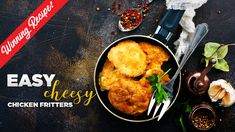 Buy chicken pancakes by on PhotoDune. chicken pancakes with spice, fried chicken pancakes Cheesy Chicken, Fried Chicken, Koeksisters Recipe, Mayonnaise, Fisher, Savory Rice, Mixed Vegetables, Stuffed Whole Chicken, Fritters