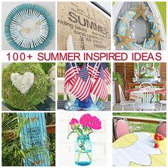 100+ Summer Inspired Ideas