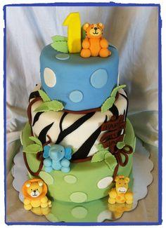Silas First Birthday Cake Cake Decorating Pinterest Birthday
