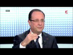 F. Hollande: les entreprises paieront la taxe 75% (salaires de plus d'un million d'euros)