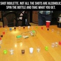 The Only Roulette I Play