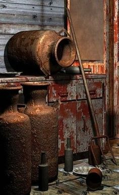 #Rustic #Rusty - Rustic Country Blog