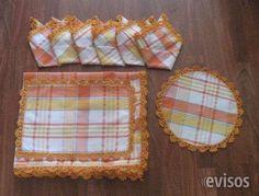 Mantel de cuadros tonos amarillo y naranja rematado a ganchillo  Caracteristicas:  - nuevo (a estrenar) - rematado a ganchi ..  http://leon-city.evisos.es/mantel-de-cuadros-tonos-amarillo-y-naranja-rematado-a-ganchillo-id-647573