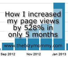Increase website