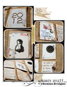 by Nancy Wyatt for Rhonna Designs