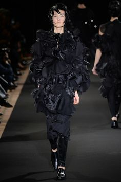 Junya Watanabe | Fall 2014 Ready-to-Wear Collection | Style.com