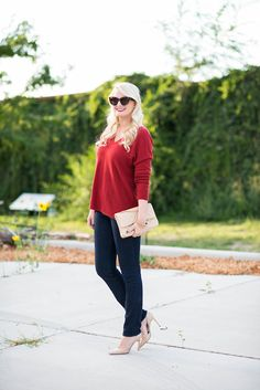 Merritt Beck from the Style Scribe featuring a Hermes, Tory Burch and Neiman Marcus.