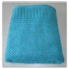 Waffle Bath Towels