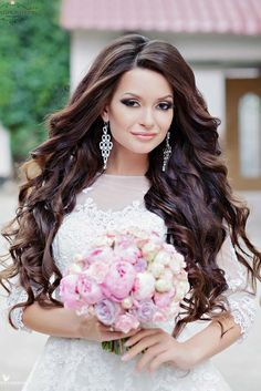 21 Stunning Summer Wedding Hairstyles ❤ See more: http://www.weddingforward.com/stunning-summer-wedding-hairstyles/ #wedding #bride
