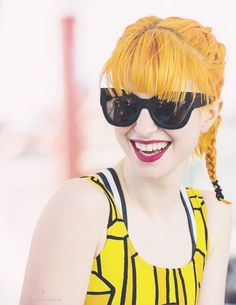 Hayley at Parahoy 2