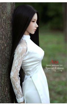 1/3 BJD girl doll FREE FACE UP+FREE EYES-Asa | eBay