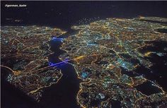 Istanbul of night