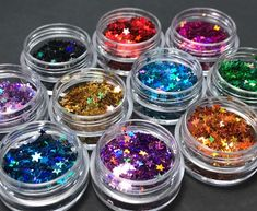 Homemade Face Paints, Homemade Paint, Glitter Face Paint, Diy Jewelry Making Tools, Blacklight Party, Rainbow Face, Baddie Makeup, Glitter Party, Loose Glitter