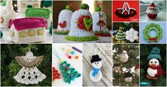 Crochet is such a popular craft, particularly for the holidays. I remember when I was younger going to craft fairs around Christmas and there would always be hand crocheted items there in so many styles and designs. I have loved crocheting since I was a kid and adore finding new patterns to try...
