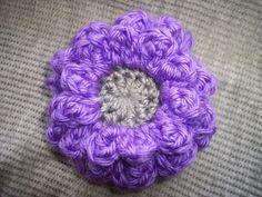 Autumn Flower - Free Crochet Pattern