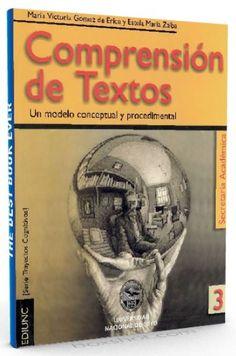 Comprensión de textos - un modelo conceptual y procedimental - Maria Victoria Gomez - PDF  #textosAcademicos #investigacion #LibreArchivo  http://www.librearchivo.tk/2016/05/comprension-de-textos-pdf.html