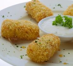 Cheesy Rice Croquettes   PAK'nSAVE