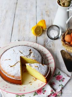 Come fare la torta margherita