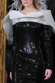 Alexis Mabille at Couture Spring 2015 (Details)