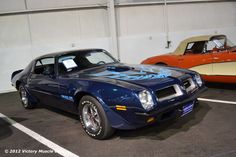 1974 Pontiac Trans Am SD-455 at the Auctions America 2012 Auburn Fall