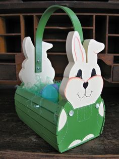 Personalized Handmade Wooden Children's Easter by TheCountryTouch, $45.00