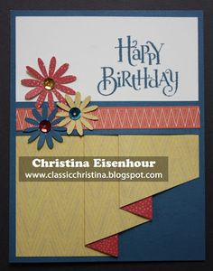 Classic Christina: Fun Folds and Interactive Card Workshop, June 7th
