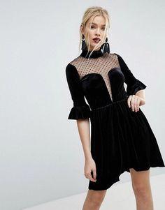 61d1d0aae8e Discover Fashion Online Mini Skater Dress