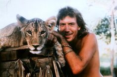 A young Batian and Gareth Male Lion, Special People, Lions, Joy, Lion, Being Happy