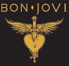 Bon Jovi !!!!   For Annie, @ the key arena.  Fucking rocked.