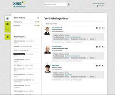 #XING Talentmanager - Ich bin gespannt, was mir meine Personaler Kontakte berichten werden.