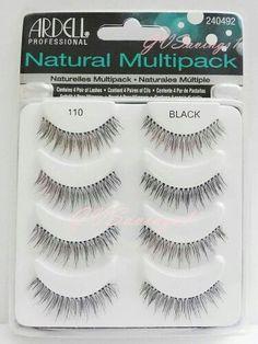 Any Natural false lashes