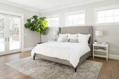 Master Bedroom and Bath Tour